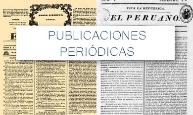 Colección de Publicaciones Periódicas