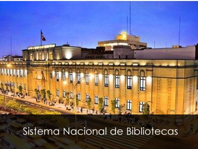 Ley del Sistema Nacional de Bibliotecas