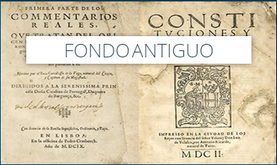 Colección de Fondo Antiguo